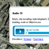 Ambient noise recordings in Google Earth